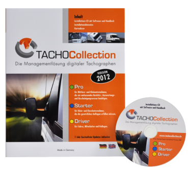 TACHOCollection Pro